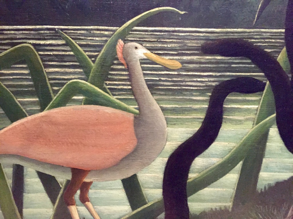 Rousseau the Douanier, Doge's Palace til July 5, 2015