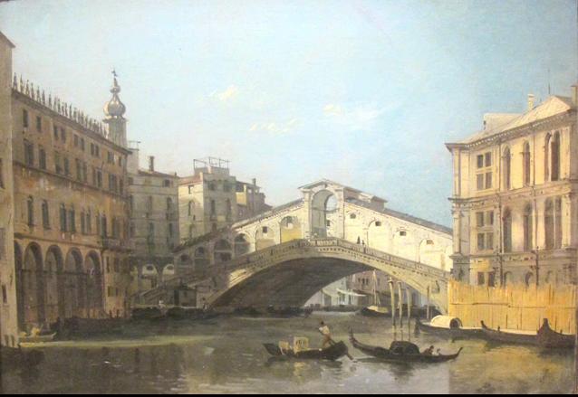 Ponte di Rialto - Rialto Bridge