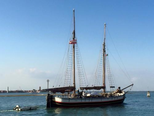 Il Nuovo Trionfo - Trabaccolo a Venezia