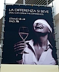 VinItaly Prosecco billboard